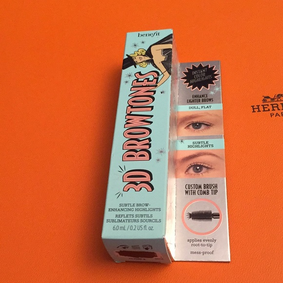 Benefit Other - New highlights for eyebrows